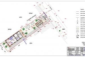 1. Situacioni plan sa osnovom krova