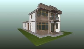 10. 3D model