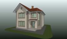 Vlasic 3D model